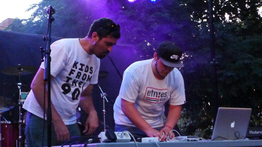 Música electrònica Making beats