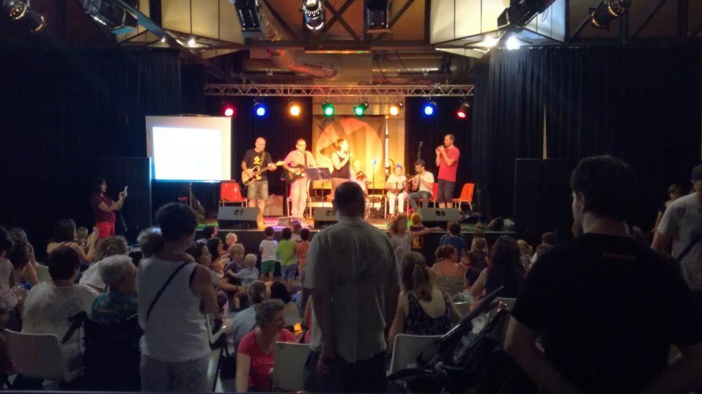 Concert de La Marina Sona