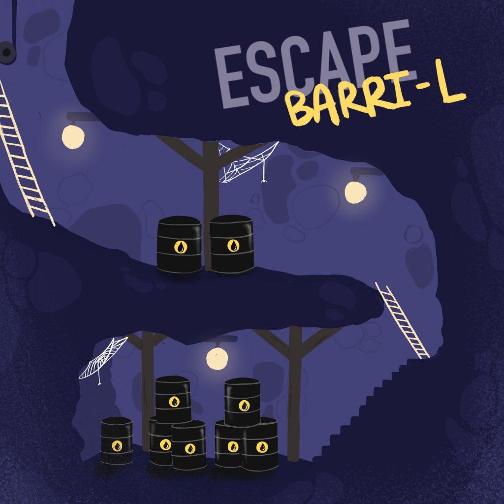 Escape BARRI-L