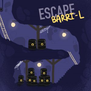 Escape BARRI-L
