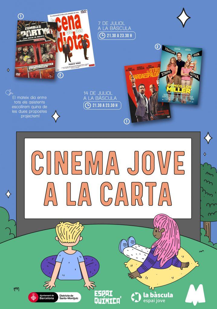 Cinema jove a la carta